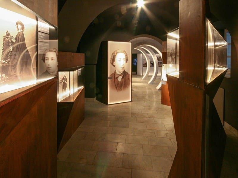 Музей Джозефа Конрада, Бердичев
